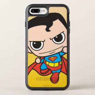 Coque OtterBox Symmetry iPhone 8 Plus/7 Plus Mini voler de Superman