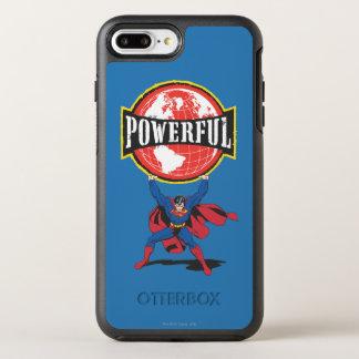 Coque OtterBox Symmetry iPhone 8 Plus/7 Plus Monde puissant Superman