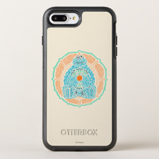 Coque OtterBox Symmetry iPhone 8 Plus/7 Plus Monstre de Bohème de biscuit