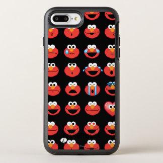 Coque OtterBox Symmetry iPhone 8 Plus/7 Plus Motif d'Elmo Emoji