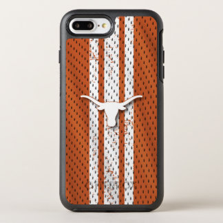 Coque OtterBox Symmetry iPhone 8 Plus/7 Plus Motif du Jersey de Longhorns de l'Université du
