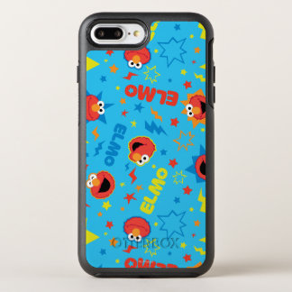 Coque OtterBox Symmetry iPhone 8 Plus/7 Plus Motif électrique d'Elmo