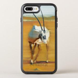 Coque OtterBox Symmetry iPhone 8 Plus/7 Plus Oryx Arabe entourant 2010