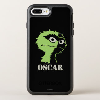 Coque OtterBox Symmetry iPhone 8 Plus/7 Plus Oscar le rouspéteur demi