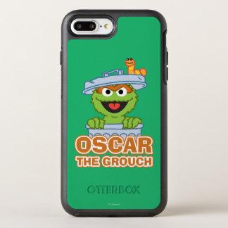 Coque OtterBox Symmetry iPhone 8 Plus/7 Plus Oscar le style de classique de rouspéteur