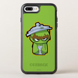 Coque OtterBox Symmetry iPhone 8 Plus/7 Plus Oscar le zombi de rouspéteur