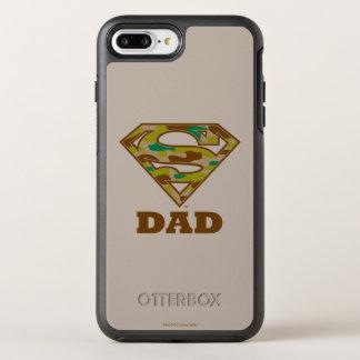 Coque OtterBox Symmetry iPhone 8 Plus/7 Plus Papa superbe de Camo