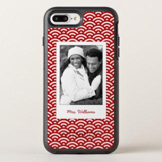 Coque OtterBox Symmetry iPhone 8 Plus/7 Plus Photo et motif de Japonais de nom