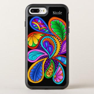 Coque OtterBox Symmetry iPhone 8 Plus/7 Plus Plus d'iPhone 7 d'OtterBox de carburant+