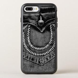 Coque OtterBox Symmetry iPhone 8 Plus/7 Plus Poche de jeans