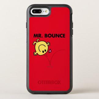 Coque OtterBox Symmetry iPhone 8 Plus/7 Plus Pose classique de M. Bounce |