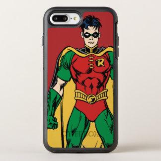 Coque OtterBox Symmetry iPhone 8 Plus/7 Plus Position de classique de Robin