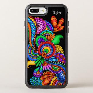 Coque OtterBox Symmetry iPhone 8 Plus/7 Plus Prenez un cas plus de l'iPhone 7 d'OtterBox de