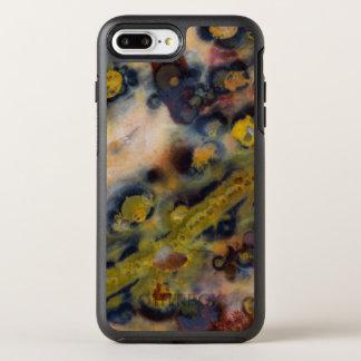 Coque OtterBox Symmetry iPhone 8 Plus/7 Plus Résumé étroit du jaspe d'océan
