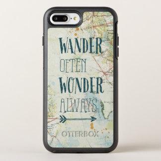 Coque OtterBox Symmetry iPhone 8 Plus/7 Plus Sentiments de carte