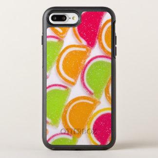 Coque OtterBox Symmetry iPhone 8 Plus/7 Plus Sucrerie différente colorée de gelée