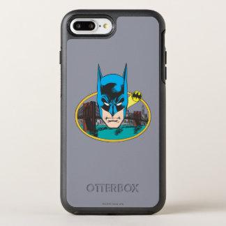 Coque OtterBox Symmetry iPhone 8 Plus/7 Plus Tête 2 de Batman