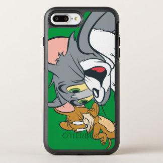 Coque OtterBox Symmetry iPhone 8 Plus/7 Plus Tom et bourgeons de Jerry les meilleurs