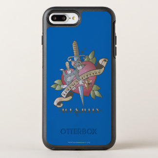 Coque OtterBox Symmetry iPhone 8 Plus/7 Plus Tom et ennemis pour toujours 2 de Jerry