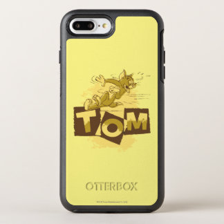 Coque OtterBox Symmetry iPhone 8 Plus/7 Plus Tom glissant l'arrêt