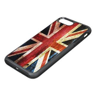 Coque OtterBox Symmetry iPhone 8 Plus/7 Plus Union Jack désuet
