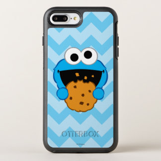 Coque OtterBox Symmetry iPhone 8 Plus/7 Plus Visage de biscuit