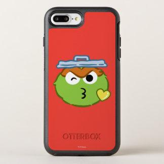 Coque OtterBox Symmetry iPhone 8 Plus/7 Plus Visage d'oscar jetant un baiser