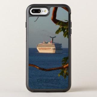 Coque OtterBox Symmetry iPhone 8 Plus/7 Plus Voile loin au coucher du soleil I
