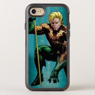 Coque Otterbox Symmetry Pour iPhone 7 Aquaman 2 de acroupissement