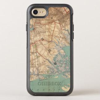 Coque Otterbox Symmetry Pour iPhone 7 Baie et Brooklyn de la Jamaïque