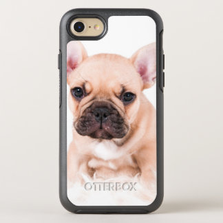 Coque Otterbox Symmetry Pour iPhone 7 Bouledogue français