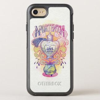 Coque Otterbox Symmetry Pour iPhone 7 Bouteille de philtre d'amour du charme |