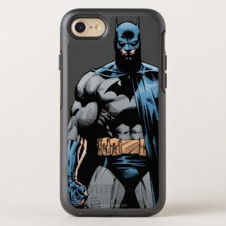 Coque Otterbox Symmetry Pour iPhone 7 Cap de Batman plus d'un côté