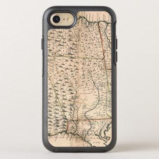 Coque Otterbox Symmetry Pour iPhone 7 CARTE : La JAMAÏQUE, 1755 2