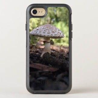 Coque Otterbox Symmetry Pour iPhone 7 Cas de téléphone de champignon