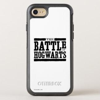 Coque Otterbox Symmetry Pour iPhone 7 Charme | de Harry Potter la bataille de Hogwarts