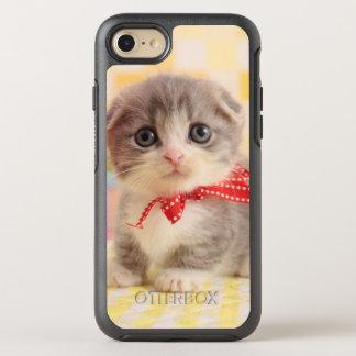 Coque Otterbox Symmetry Pour iPhone 7 Chaton de Munchkin