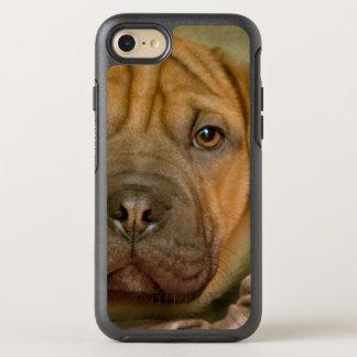 Coque Otterbox Symmetry Pour iPhone 7 Chiot de Sharpei-Beagle