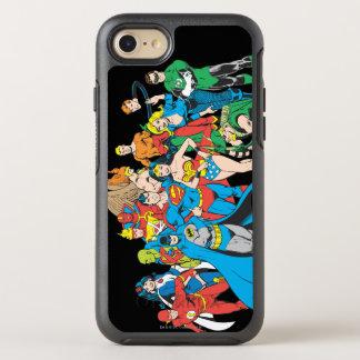 Coque Otterbox Symmetry Pour iPhone 7 Collection superbe 2 de Powers™