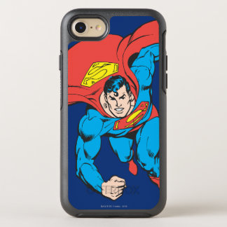 Coque Otterbox Symmetry Pour iPhone 7 Courses de Superman en avant