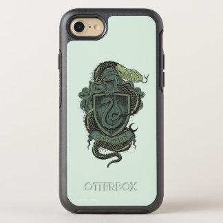 Coque Otterbox Symmetry Pour iPhone 7 Crête de Harry Potter | Slytherin