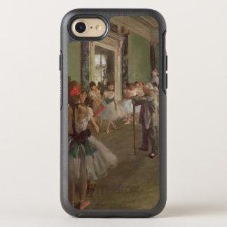 Coque Otterbox Symmetry Pour iPhone 7 Edgar Degas | la classe de danse, c.1873-76