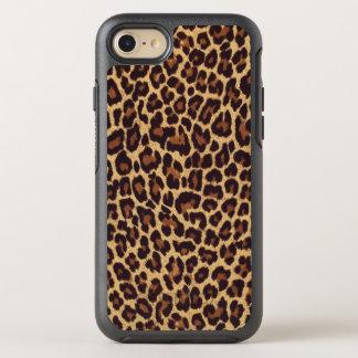 Coque Otterbox Symmetry Pour iPhone 7 Empreinte de léopard exotique