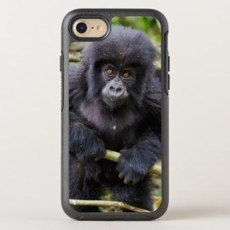 Coque Otterbox Symmetry Pour iPhone 7 Gorille de montagne (gorille Beringei Beringei)