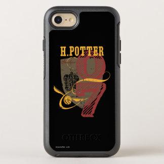 Coque Otterbox Symmetry Pour iPhone 7 Harry Potter | QUIDDITCH™