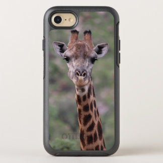 Coque Otterbox Symmetry Pour iPhone 7 Headshot de girafe