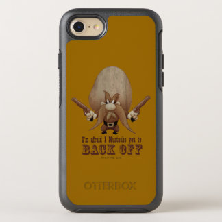 Coque Otterbox Symmetry Pour iPhone 7 I moustache vous à dégager
