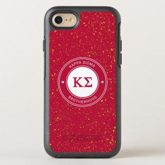 Coque Otterbox Symmetry Pour iPhone 7 Insigne du sigma | de Kappa