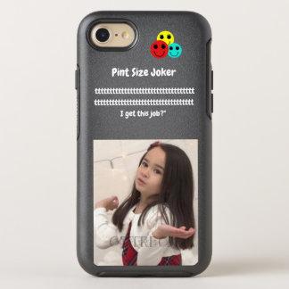 Coque Otterbox Symmetry Pour iPhone 7 Joker de taille de pinte : Le père noël travaille