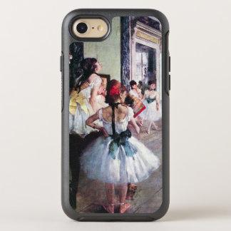 Coque Otterbox Symmetry Pour iPhone 7 La classe de danse par Edgar Degas, art vintage de